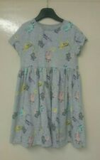 Girls F&F Summer Dress Age 6-7yrs,V.G.C