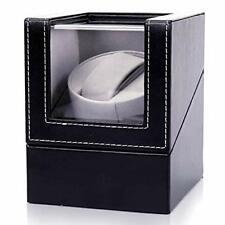 Box, Pu Leather Self-Winding New Automatic Watch Winder, Watch Winder Dust-Proof