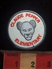 The Hammocks Florida School Patch CLAUDE PEPPER ELEMENTARY S77D