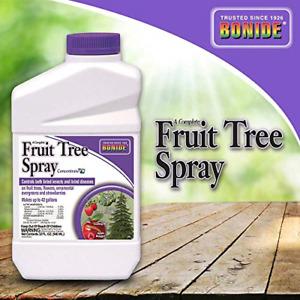 Bonide BND203 - Fruit Tree Spray Concentrate 32 oz.