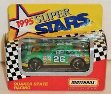 Steve Kinser #26 Quaker State 1995 1/64 Matchbox Superstars Series II 1 of 15,00