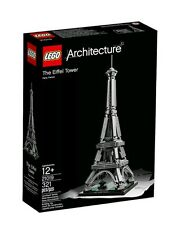 **FREE EXPRESS POST** LEGO 21019 Architecture - The Eiffel Tower - Brand new