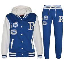 Abbigliamento blu in poliestere per bambini dai 2 ai 16 anni Taglia 11-12 anni