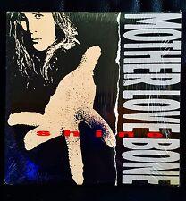 "Mother Love Bone - SHINE Stardog Records Pearl Jam Vinyl 12"" LP / EP Soundgarden"