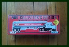 2001 EXXON Collectors 2nd Edition Die-Cast Metal Collectible Tanker Truck RARE