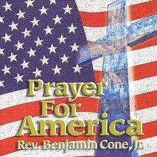 Prayer for America Cone, Rev. Benjamin Audio CD