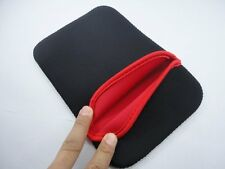 Mini iPad or 8 inch Tablet Protective Water Resistant Soft Sleeve Pouch