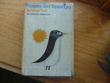 PENGUINS HAVE SQUARE EYES BY TRESE 1ST.SIGNED BY AUTHOR (rare edition)
