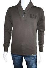 G-Star erzra Art Collar SW Sweatshirt Pull Taille S