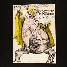 1973 Indecent Exposure Gerald Scarfe First Edition Limited Edition