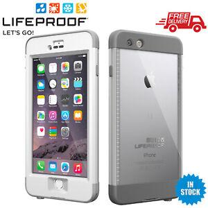 For Apple iPhone 6 6s Plus Case LifeProof NUUD Waterproof Drop proof Cover
