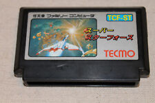 Super Star Force English Translation (Nintendo Famicom 1986) Shooter Shmup Rare