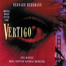 Vertigo (Original Score) - Bernard Herrmann (NEW CD)