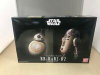 Star Wars BB-8 & R2-D2 1/12 scale model