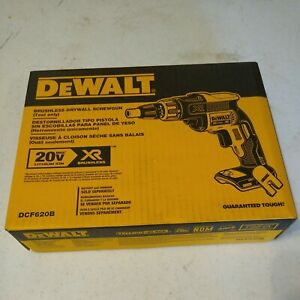 New Dewalt DCF620B Brushless Drywall Screwgun 20v