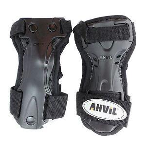ANVIL WRIST GUARD SAFETY PROTECTIVE GEAR PAD BRACE WRAP GLOVES SKATEBOARD SKI