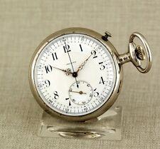 Museum INVICTA ¼ Repetition Chronograph Taschenuhr Uhr repeater watch Schlagwerk