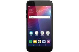 LG Xpression Plus Android Smartphone AT&T Prepaid 5.3 HD Display - 16 GB   New