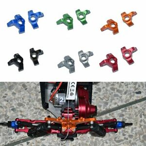 Aluminum Alloy Front Knuckle Arm For LOSI 1/18 Mini-T 2.0 2WD Stadium Truck RTR