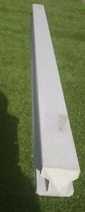 Reinforced Concrete Intermediate Fence Post 6ft, 7ft, 8ft, 9ft,