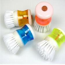 Kitchen Cleaning Brush Dishes Pan Washing Cleaner Mini Scrubber Home Supplies SE