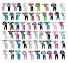 Boys Girls Pyjamas Character Kids Toddler Baby Child's Children's Set 1-12 Years