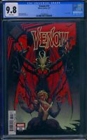 Venom 31 (Marvel) CGC 9.8 White Pages Donny Cates story Iban Coello cover & art