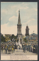 Oxfordshire Postcard - Banbury Cross, Banbury   RS9162
