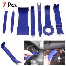7Pcs/Set Plastic Car Door Clip Panel Trim Dash Radio Audio Removal Pry Tools Kit