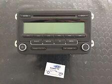 1K0035186AA Stereo Autoradio Radio CD VOLKSWAGEN GOLF 6 POLO 6R ANNO 2012