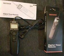 Remote Camera Trigger for Canon (Neewer EZa-C3)