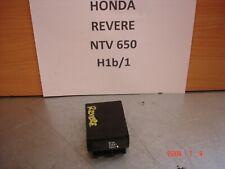 HONDA REVERE NTV 650 CDI UNIT ECO BLACK BOX SPARE BREAKING