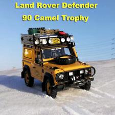 """Busch 50373 Land Rover Defender /""""CAMEL TROPHY Allemagne/"""" HO 1:87 NEUF"""