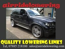 BMW X5,X6,5 & 7 Series wagons REAR ONLY LOWERING LINKS (2 LINKS)