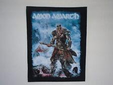Amon Amarth Jomsviking Back Patch