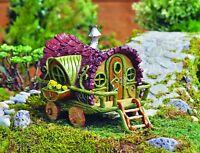 Georgetown Home  Garden Fairy Garden Gypsy Wagon