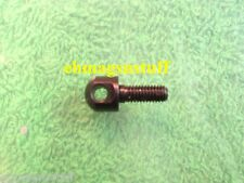 Uncle Mikes Machine Screw Threaded Sling Swivel Base only - 1/2 inch Long Shaft