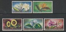 Flowers Indonesian Stamps