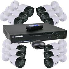 Lorex LHV22162TC12 1080p 16-Channel 2TB DVR Security System Cloud HDMI - 12 Cams