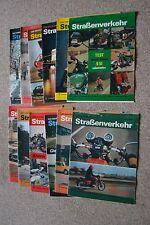 DDR Der deutsche Straßenverkehr Jahrgang 1981 komplett