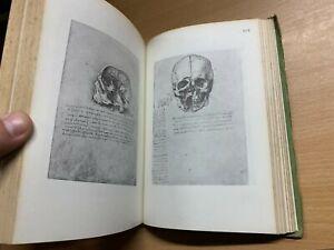 """1971 """" Il da Disegno Di Leonardo Vinci """" Illustrato Libro Copertina Rigida (P5)"""