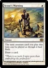 SCOUT'S WARNING Future Sight MTG White Instant RARE