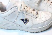 VTG Los Angeles LA Rams Sneakers Reebok NFL Tennis Shoes Men's 6 Women's 7.5