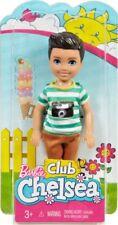 Barbie Club Chelsea Boy Doll, Tommy, Camera Top, DYT90,