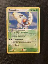 Butterfree 2/112 Carta Pokemon Holo Eng