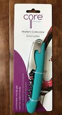 Core Home Waiter's Corkscrew in Teal