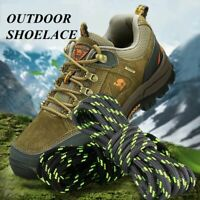 Hiking Shoes Laces Outdoor Shoelaces Sport Casual Round Slip Rope Boot Strings