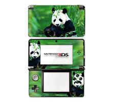 Vinyl Skin Decal Cover for Nintendo 3DS - Panda Bear