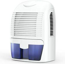 Hysure Mini Dehumidifier,1500 Ml,215 sq ft Compact and Portable for Damp Air