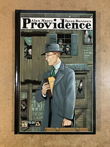 Providence ACT 1 Alan Moore (2017, Hardcover) 2nd Printing
